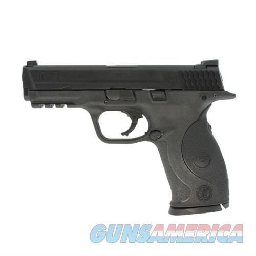 S&W M&P 9mm 4.25''  Bbl No Thumb Safety w/ Crimson Trace  Guns > Pistols > Smith & Wesson Pistols - Autos > Polymer Frame