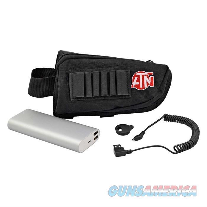 Extended Life Battery Pack 20000 mAh USBCable/Cap/ButtStk Case  Non-Guns > Scopes/Mounts/Rings & Optics > Rifle Scopes > Variable Focal Length