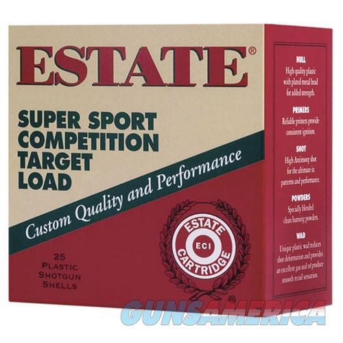 Estate Super Sport 12ga 2.75'' 1-1/8oz #7.5 25/bx  Non-Guns > Ammunition