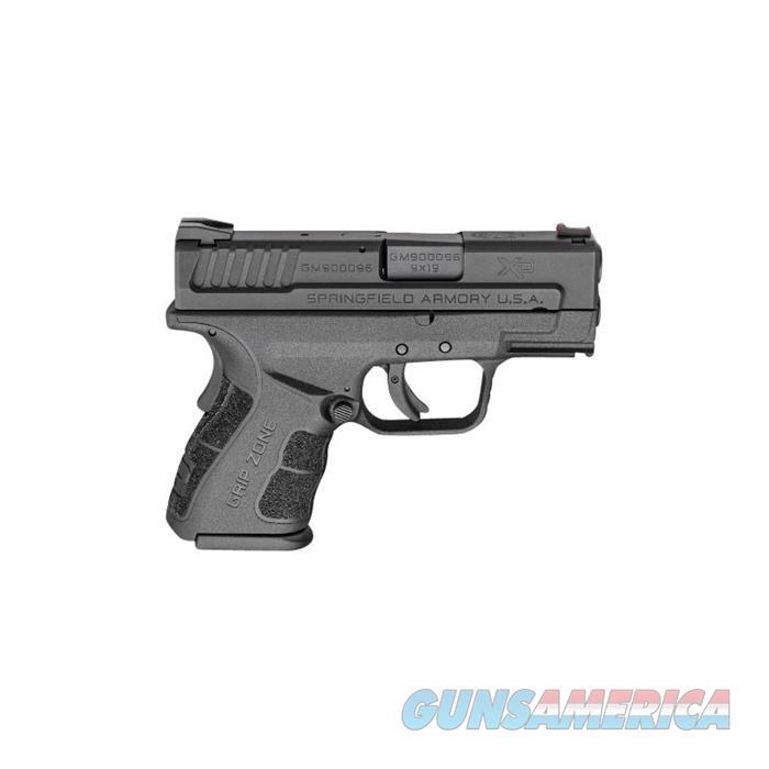 Springfield Xd Mod 2 3''Bbl 9Mm 10 Rd Black  Guns > Pistols > Springfield Armory Pistols > XD-Mod.2