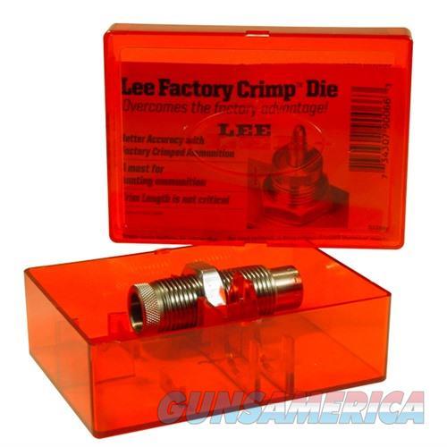 Lee Carbide Factory Crimp Die-38 Super  Non-Guns > Reloading > Equipment > Metallic > Dies
