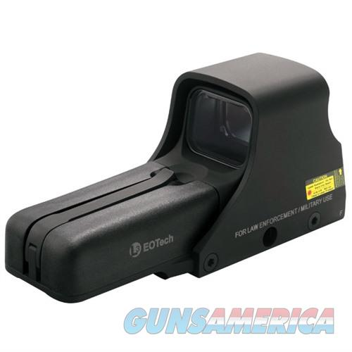 Eotech 552 XR308 Ballistic Reticle  Non-Guns > Scopes/Mounts/Rings & Optics > Tactical Scopes > Red Dot