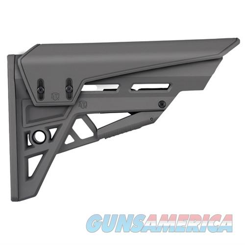 ATI TactLite Adj Comm. Stock w/ Adj Comb Gray  Non-Guns > Gun Parts > Rifle/Accuracy/Sniper