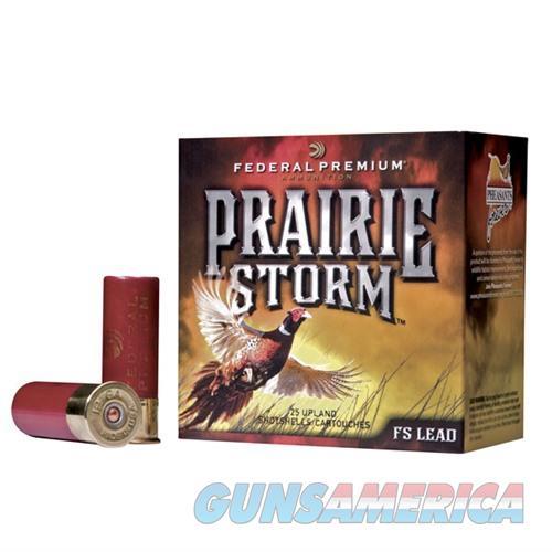 FEDERAL PRAIRIE STORM FS LEAD 12 GAUGE 3' 1-5/8OZ #6 25/BX (25 RO  Non-Guns > Ammunition