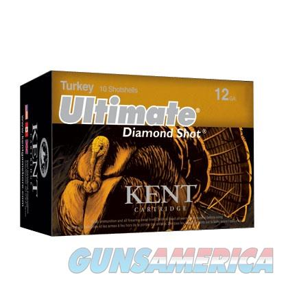 Kent Ultimate Diamond Shot Turkey 3'' Shotshells #4  Non-Guns > Ammunition