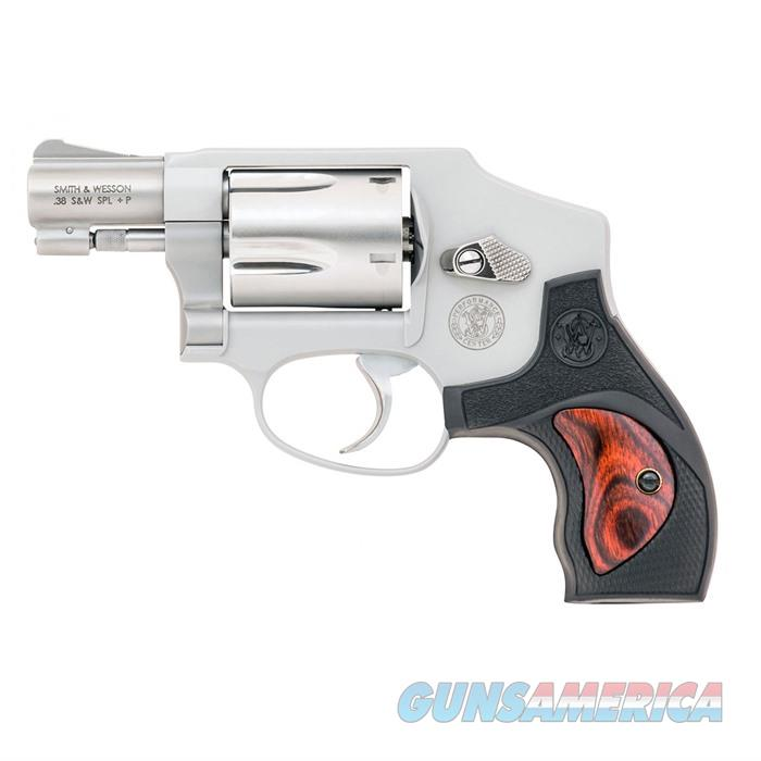 S&W 642 38 Special +P 1-7/8 Bbl 5-rd Two Tone  Guns > Pistols > Smith & Wesson Revolvers > Small Frame ( J )