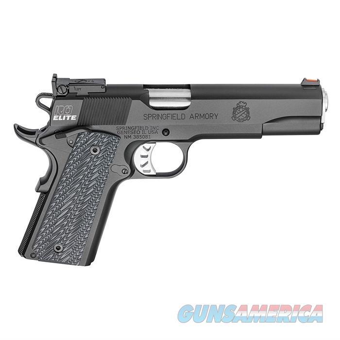 .45 Ro Elite Black-T, W/Range Bag & 2 Magazines  Guns > Pistols > A Misc Pistols