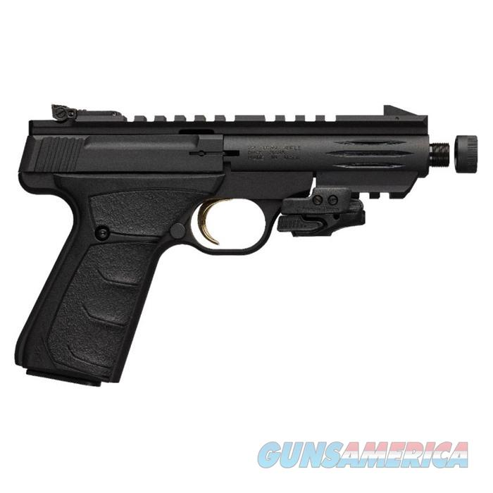 Browning Buck Mark Black Label 22lr 10rd 4'' bbl  Guns > Pistols > A Misc Pistols