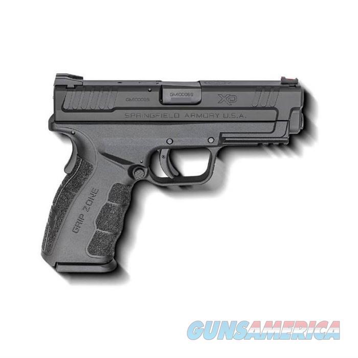 Springfield Xd Mod 2 4''Bbl 9Mm 10 Rd Black  Guns > Pistols > Springfield Armory Pistols > XD-Mod.2