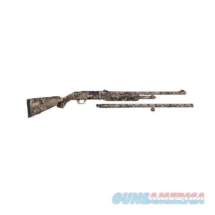 Mossberg 500 Combo 20Ga 26''  Vr / 24''  Rifled Camo  Guns > Shotguns > A Misc Shotguns