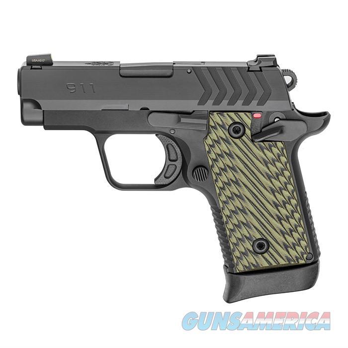 .380 ACP Black (W/ 2 Magazines)  Guns > Pistols > Springfield Armory Pistols > 1911 Type