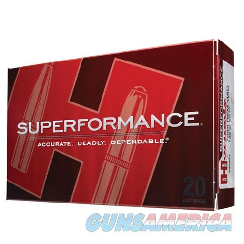 Hornady 25-06 Rem 117gr SST Superformance 20/bx  Non-Guns > Ammunition