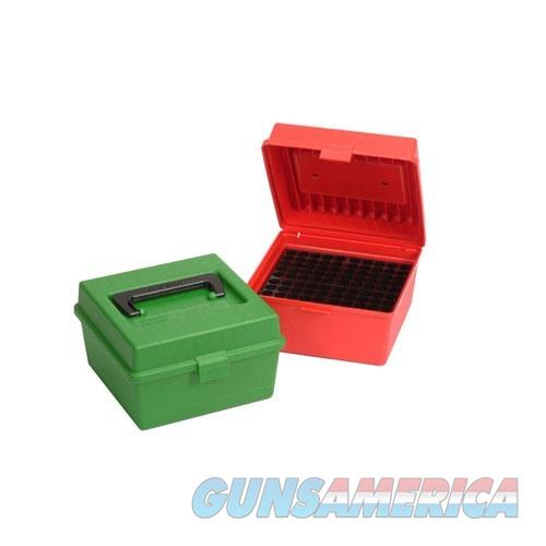 MTM  Deluxe Ammo Box 100 Round Handle WSM WSSM Ultra Mag  Non-Guns > Military > Cases/Trunks