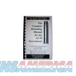 Loadbooks .45-70 Government Each  Non-Guns > Books & Magazines
