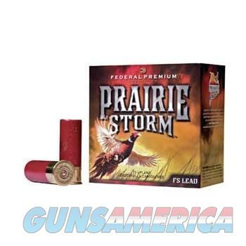 Federal Prairie Storm FS Lead 12ga 2.75'' 1-1/4oz #4 25/bx  Non-Guns > Ammunition