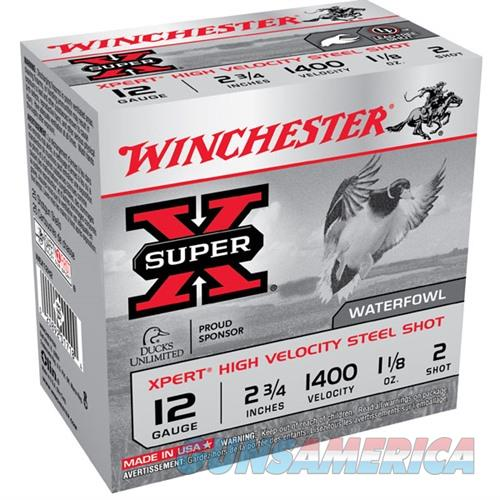 Winchester Ammo 12ga 2 3/4in 1 1/8oz Xpert  Non-Guns > Ammunition