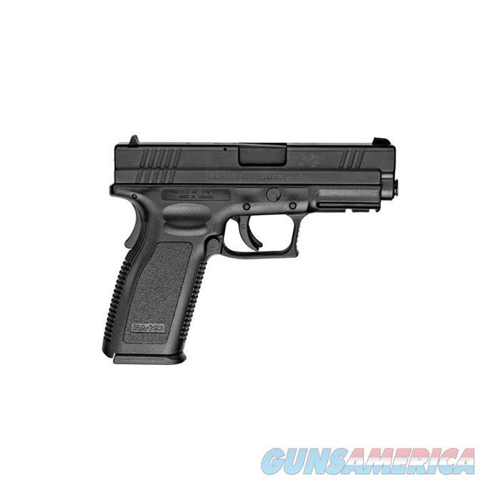 Springfield Xd Service 4''Bbl 40 S&W 10 Rd Black  Guns > Pistols > Springfield Armory Pistols > XD (eXtreme Duty)