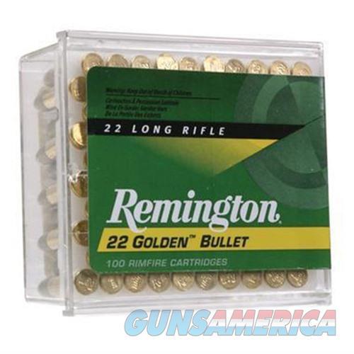 Rem Ammo 21276 22 LR HV 40gr RN  Non-Guns > Ammunition
