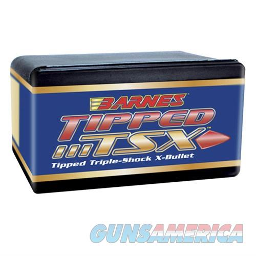 Barnes Tipped TSX Bullets 22 Cal 62gr BT 50/bx  Non-Guns > Reloading > Components > Bullets