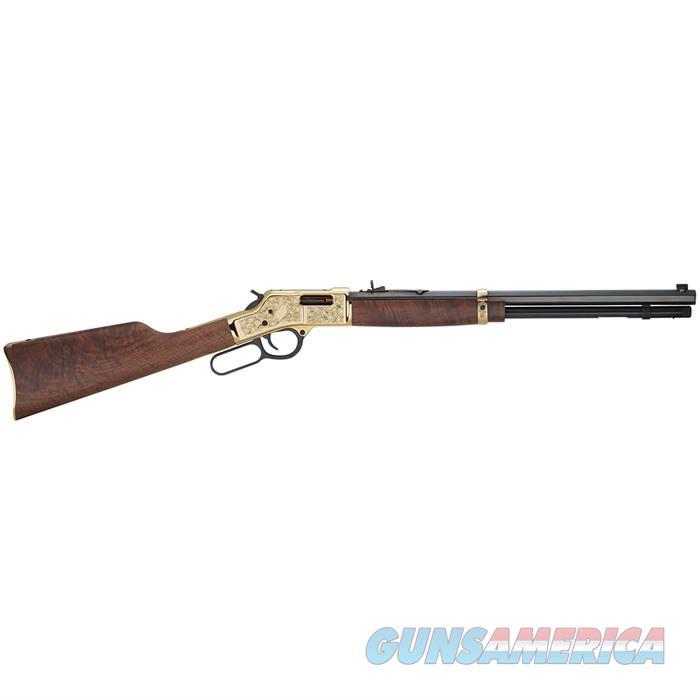 Henry Big Boy Deluxe Engraved 3rd Ed .357Mag/38Spl  Guns > Rifles > Henry Rifles - Replica
