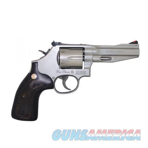 S&W 686 Ssr .357 Mag Revolver 4'' Bbl 6Rd  Guns > Pistols > Smith & Wesson Revolvers > Full Frame Revolver