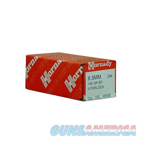 Hornady 6.5MM .264 140 GR SP  Non-Guns > Reloading > Components > Bullets