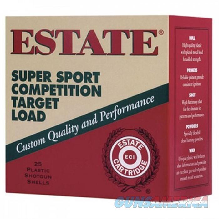 Estate 12ga 2-3/4'' 3DE 1oz 9 25Bx  Non-Guns > Ammunition