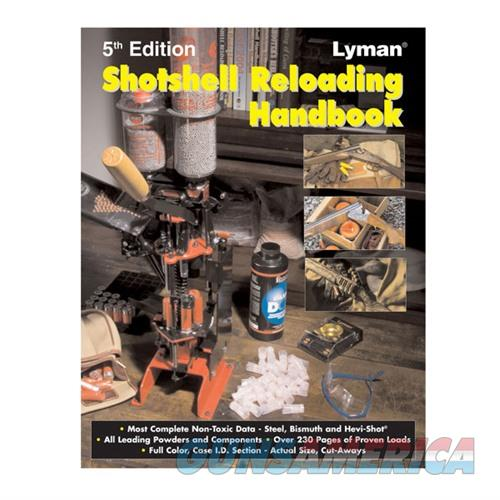 Lyman Shotshell Handbook 5th Edition  Non-Guns > Books & Magazines