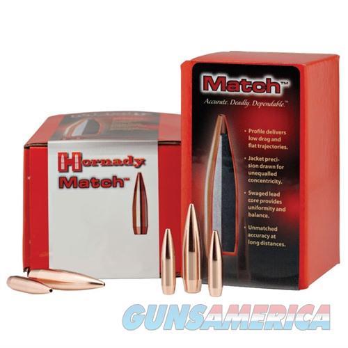 Hornady 338 CAL .338 250GR BTHP MATCH  Non-Guns > Reloading > Components > Bullets