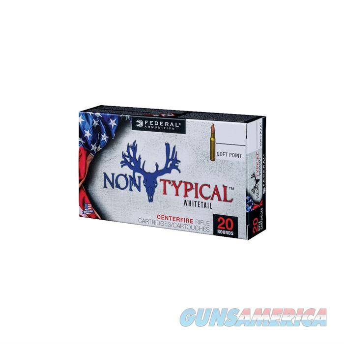 Federal Non Typical Whitetail 30-30 Win. 170gr SP 20/Bx  Non-Guns > Ammunition