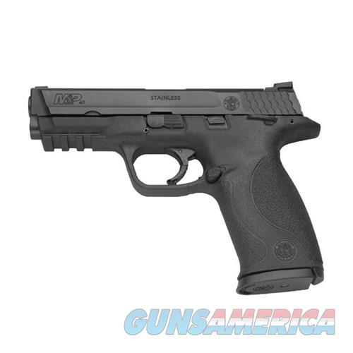 Smith & Wesson M&P40 40 S&W 4.25''  Barrel Thumb Safety  Guns > Pistols > Smith & Wesson Pistols - Autos > Polymer Frame