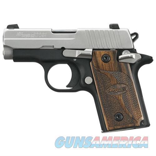 Sig Sauer P238 SAS 380 ACP  Guns > Pistols > Sig - Sauer/Sigarms Pistols > P238