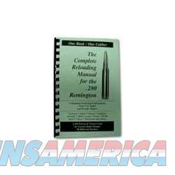 Loadbooks .280 Remington Each  Non-Guns > Books & Magazines