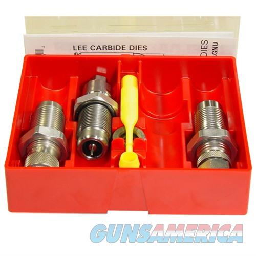 Lee Carbide 3 Die Pistol Set, 40 S&W  Non-Guns > Reloading > Equipment > Metallic > Dies