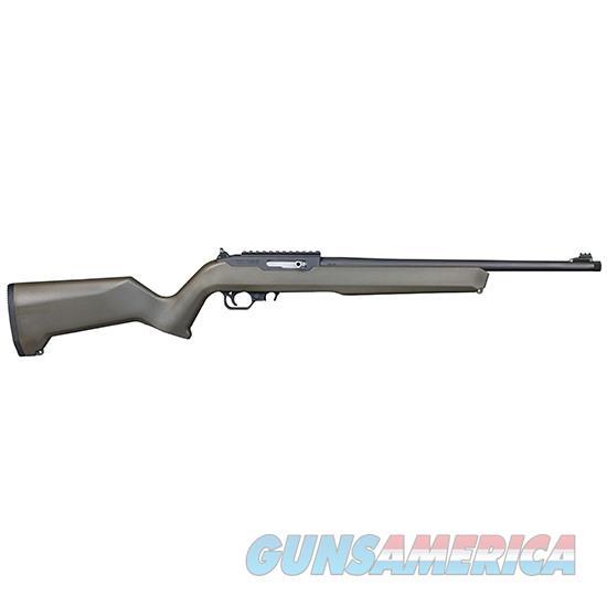 T/CR22 17'' bbl 10rd OD Green  Guns > Rifles > A Misc Rifles