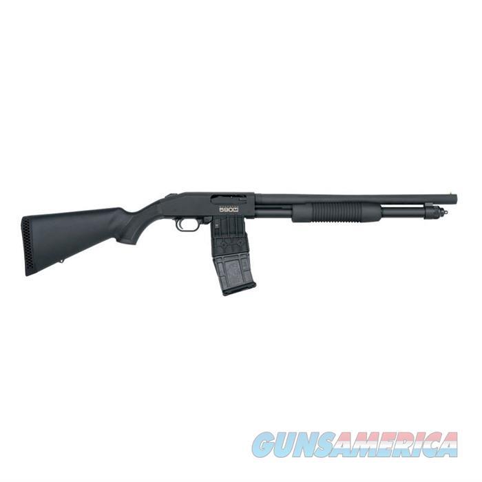 Mossberg 590M 12Ga 18.5In Bbl 11Rd Bead Sight  Guns > Shotguns > Mossberg Shotguns > Pump > Tactical