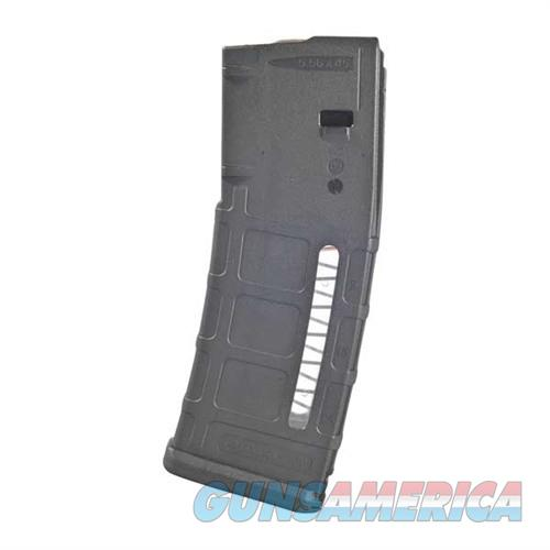 Magpul Pmag 30-Rd Ar-15 Magazine Black W/Window  Non-Guns > Magazines & Clips > Rifle Magazines > Other