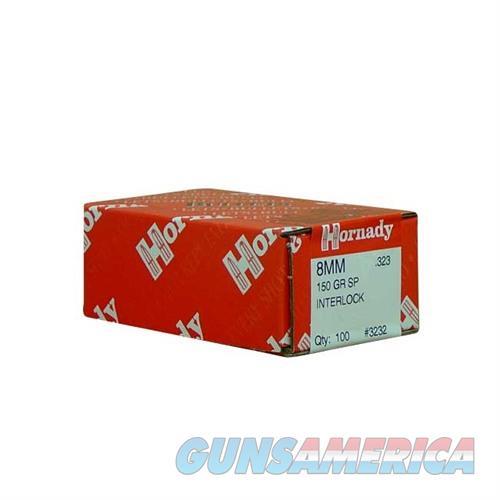 Hornady 8MM .323 150 GR SP  Non-Guns > Reloading > Components > Bullets