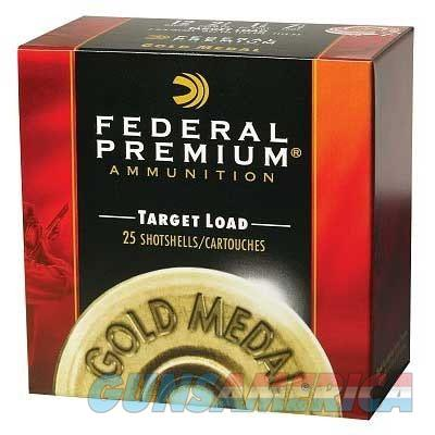 Federal Gold Medal Plastic 12ga 2.75'' 1-1/8oz #8 25/bx  Non-Guns > Ammunition