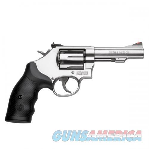 Sw 67 - .38 Combat Masterpiece (Stainless) .38 S&W Spl +P  Guns > Pistols > Smith & Wesson Revolvers > Full Frame Revolver