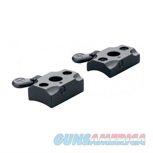 Leupold QR Steyr SBS Classic Mannlicher 2-pc-Matte  Non-Guns > Scopes/Mounts/Rings & Optics > Mounts > Other