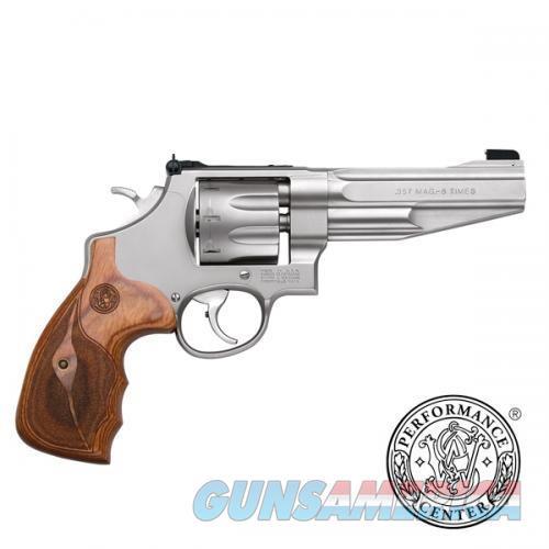S&W 627 - .357 S&W Mag 8 Shot - Revolver 5'' Bbl  Guns > Pistols > Smith & Wesson Revolvers > Full Frame Revolver