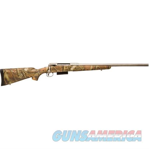 Savage 220 Slug Gun 20ga Camo 22''  Stainless  Guns > Shotguns > Savage Shotguns