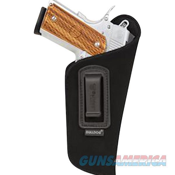Bulldog Deluxe Inside Pants Holster SC 2-3 in bbl Blk  Non-Guns > Gun Parts > Misc > Rifles