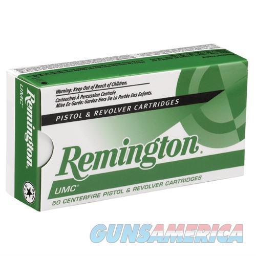 Remington UMC 10mm 180gr MC 50/bx  Non-Guns > Ammunition