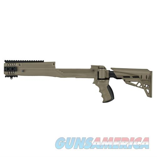 ATI Ruger Mini-Thirty TactLite Adj Stock w/ Scorpion System FDE  Non-Guns > Gun Parts > Rifle/Accuracy/Sniper