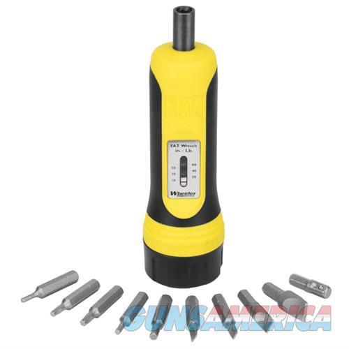 Wheeler FAT Wrench with 10 bit set  Non-Guns > Gunsmith Tools/Supplies