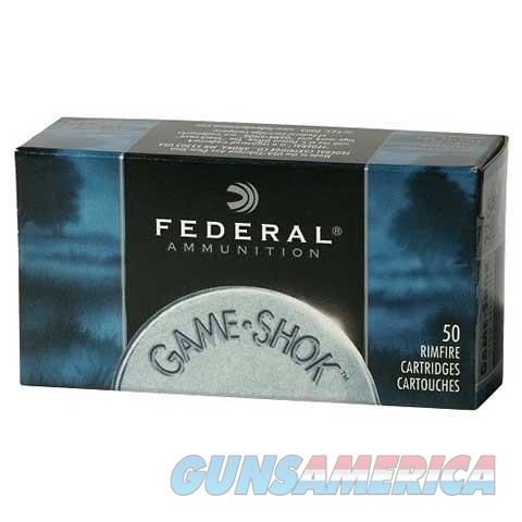 Federal Ammo .22 LR HV CP HP  Non-Guns > Ammunition