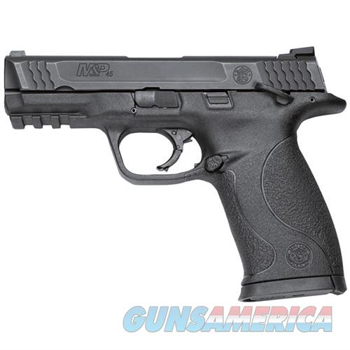 Smith & Wesson M&P45 45acp 4''  Barrel Thumb Safety  Guns > Pistols > Smith & Wesson Pistols - Autos > Polymer Frame