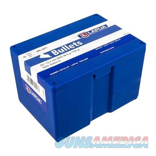 Lapua Bullets 50 BMG BULLEX-N 750gr Solid 20/bx  Non-Guns > Reloading > Components > Bullets